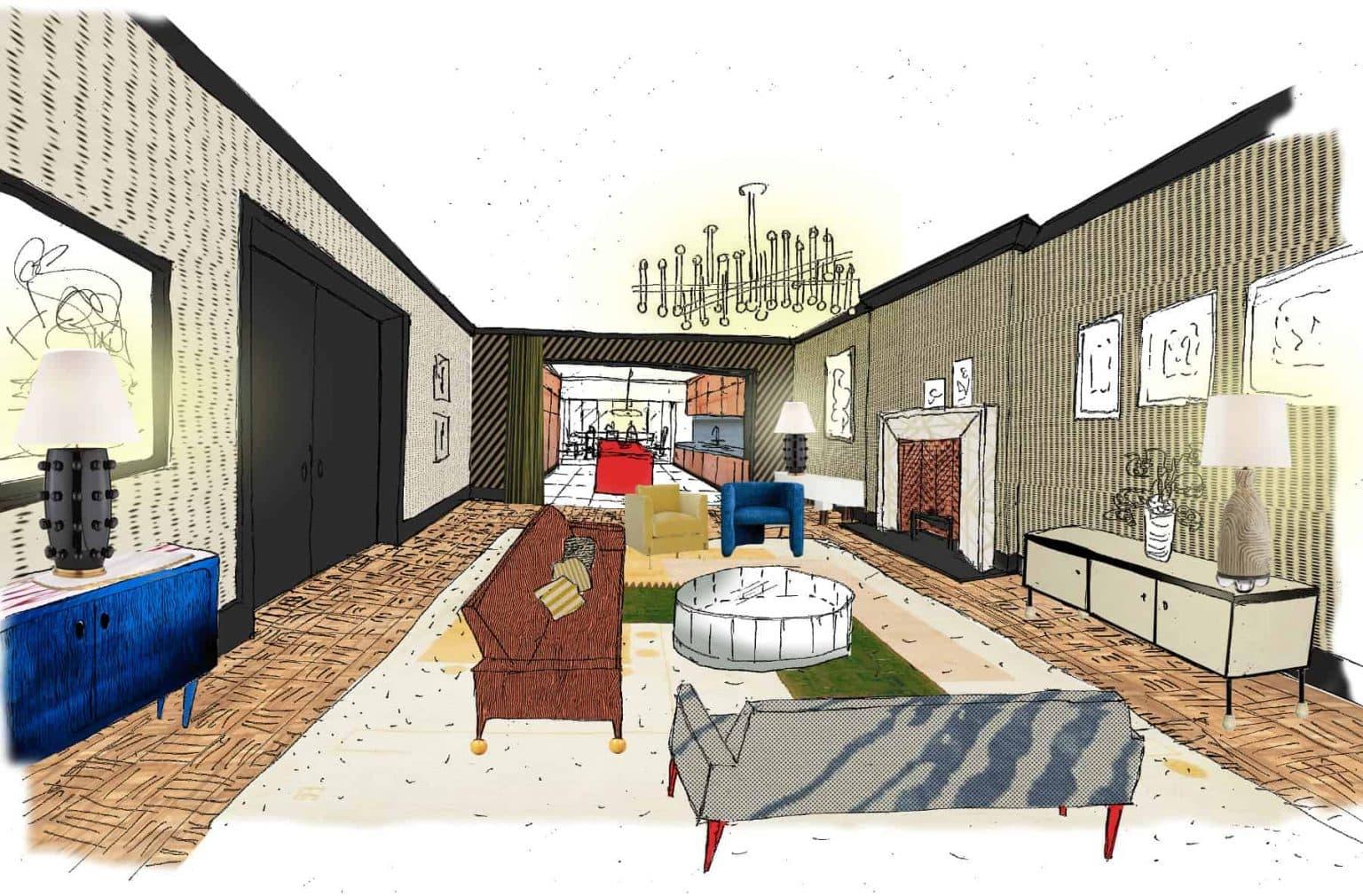 Luxury Interior Design by Misch Misch Studio