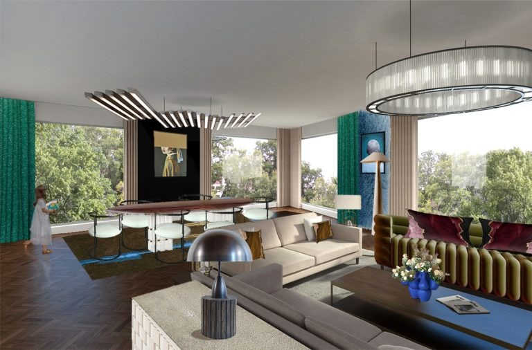 Luxury reception and dinner concept by misch_MISCH studio
